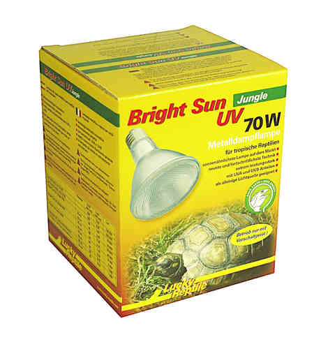 Lucky Reptile Bright Sun UV Jungle 70 W