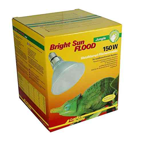 Lucky Reptile Bright Sun FLOOD Jungle 150 Watt