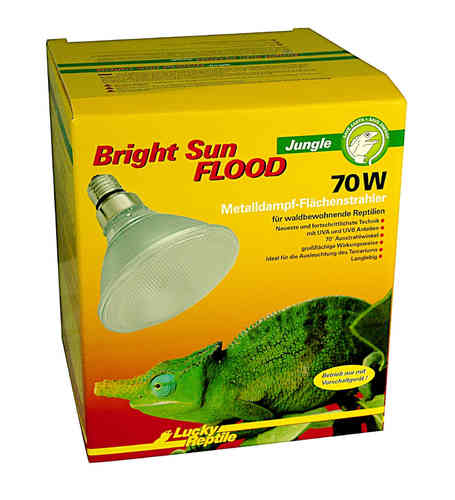 Lucky Reptile Bright Sun FLOOD Jungle 70 W