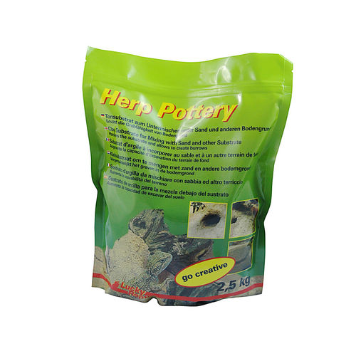 Lucky Reptile Herp Pottery 2,5 kg