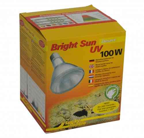 Lucky Reptile Bright Sun UV Desert, 100 Watt