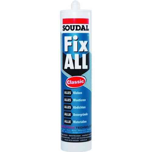 Soudal Fix All braun